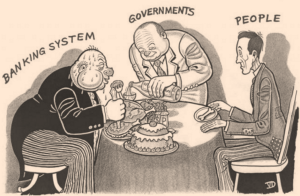 politicians and bankers